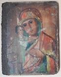 Икона 28.5 см х 22 см под Реставрацию, фото №2