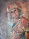 Икона 28.5 см х 22 см под Реставрацию, фото №3