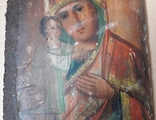 Икона 28.5 см х 22 см под Реставрацию, фото №5
