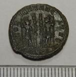 Бронзовая монета античного Рима, фото №2