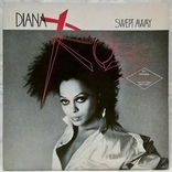 Diana Ross - Swert Away - 1984. (LP). 12. Vinyl. Пластинка. Holland. Club Edition., фото №2