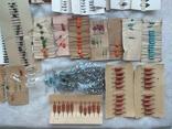 Радиодетали новые резисторы, конденсаторы,диоды,предохранители., фото №4
