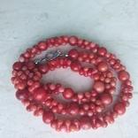 Намисто коралове червоне, фото №9