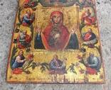 """Курская-Коренная икона Божией Матери """"Знамение."""" 19 век., фото №6"""