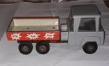 Машинка Грузовая СССР длина 19,5 см, фото №2