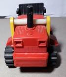 Игрушка СССР Трактор электомеханический, фото №4