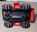 Игрушка СССР Трактор электомеханический, фото №5