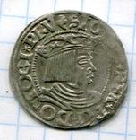 Сігізмунд 1 гріш 1535 рік м. Гданськ Данціг, фото №3
