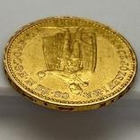 20 крон. 1893. Франц Иосиф I. Венгрия (золото 900, вес 6,77 г), фото №7