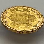 20 крон. 1893. Франц Иосиф I. Венгрия (золото 900, вес 6,77 г), фото №9