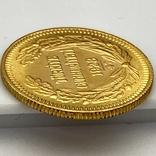 100 куруш. 1970. Турция (золото 917, вес 7,24 г), фото №9