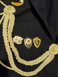 Дембельская фланка ВМФ СССР с обвесом, фото №8