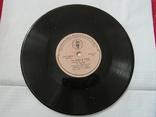 Виниловая пластинка из СССР.№14, фото №2