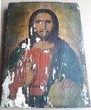 Икона 23.5 см х 17 см под Реставрацию, фото №3