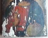 Икона 23.5 см х 17 см под Реставрацию, фото №6