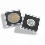 Капсула квадратная quadrum mini для монет внутренний диаметр 21 мм. Leuchtturm 360074