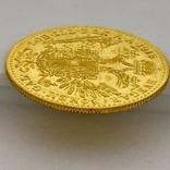 1 дукат. 1915. Франк Иосиф. Австрия (золото 986, вес 3,48 г), фото №7