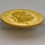 1 дукат. 1915. Франк Иосиф. Австрия (золото 986, вес 3,48 г), фото №9