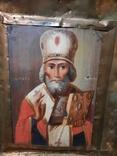 Икона Николай 51х46х10 см, фото №2