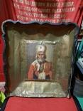 Икона Николай 51х46х10 см, фото №7