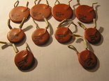 Конденсаторы высоковольтные К15-5., фото №4