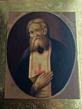 Икона Серафим Саровский, фото №4