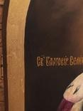 Икона Александр Невский, фото №6