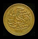 Британский Египет 1/2 миллим 1916 оккупация, фото №3