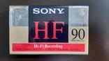 Касета Sony HF 90 (Release year: 1994), фото №2