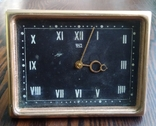 Механизм от настольных часов ЧЧЗ (на запчасти), фото №3