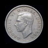 Великобритания 6 пенсов 1949, фото №3