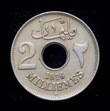 Британский Египет 2 кирш 1916, фото №2