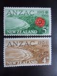 Британское содружество. Новая Зеландия. Анзак. МН, фото №2