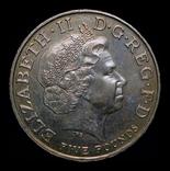Великобритания 5 фунтов 2002  Королева мать, фото №3