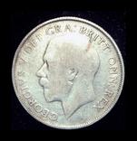 Великобритания шиллинг 1926 серебро, фото №3