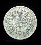Швеция крона 1924 серебро, фото №3