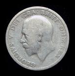 Великобритания флорин 1928 серебро, фото №3