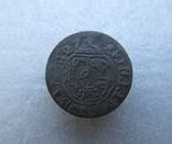 Солід 1627 р. Дві дати., фото №4