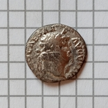 Денарій, Нерон. SALVS., фото №7