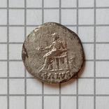 Денарій, Нерон. SALVS., фото №9