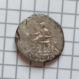Денарій, Нерон. SALVS., фото №11