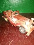 Деревянная машинка, фото №2