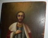Икона Святой Благоверный князь Александр, фото №7