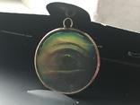 Золотой кулон клейма, фото №2