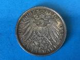 3 марки 1913 г. Пруссия, фото №3