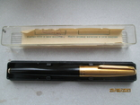 Ручка с позолоченым пером, фото №2