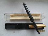 Ручка с позолоченым пером, фото №4