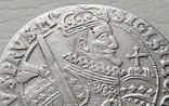 Польша. Коронный Орт Сигизмунда III. 1622 год. Быгдощ. (Ор1-15), фото №4