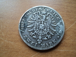 2 марки .Пруссия ., фото №3
