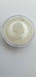Серебрянная монета Лебедь Австралии 2020, фото №3